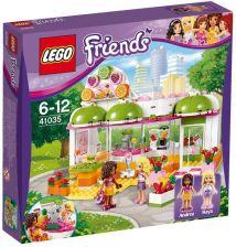Klocki Lego Friends Bar Z Sokami W Heartlake 41035 Opinie