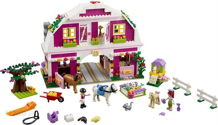 Klocki Lego Friends Słoneczne Ranczo 41039 Ceny I Opinie Ceneopl