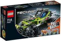 Klocki Lego Technic Pojazd Szybkiego Reagowania 42075 Ceny I