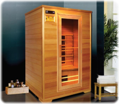 Ideal Spa Sauna Infrared 2L