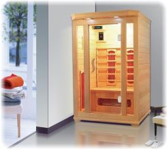 Ideal Spa Sauna InfraRed S2