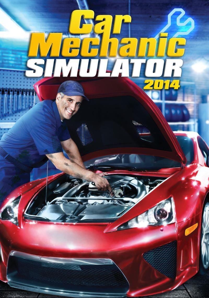 """""""Car Mechanic Simulator 2014"""" (skaitmeninis)"""
