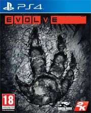 Evolve (Gra PS4)