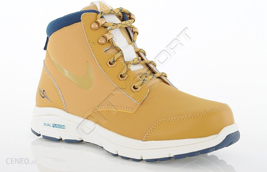 Nike Buty Dziecięce Dual Fusion Jack Boot (GS) Ceny i opinie Ceneo.pl