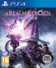 Final Fantasy Xiv A Realm Reborn (Gra PS4)