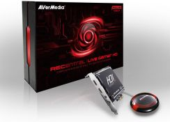 AVerMedia Rejestrator Obrazu (Video Grabber) Live Gamer HD PCI-E