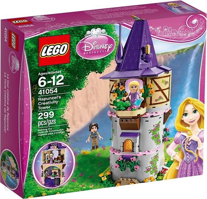 41054 Roszpunki Wieża Księżniczki Disneya Disney Lego Princess iuXPkZ