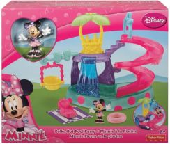 Fisher-Price Minnie'S Park Wodny Myszki Minnie Bdg93