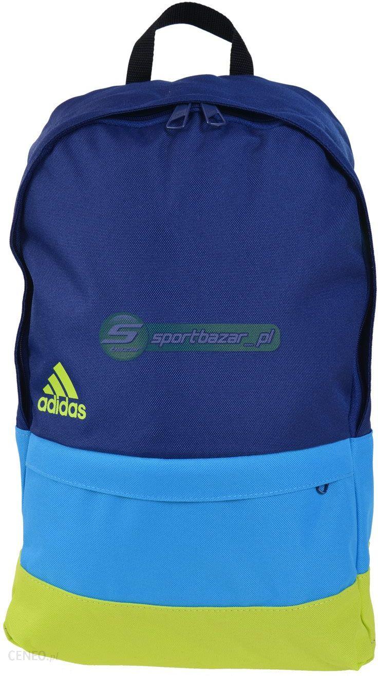 97a691897ddf6 Plecak Adidas Versatile Block granatowy niebieski F49832 - Ceny i ...