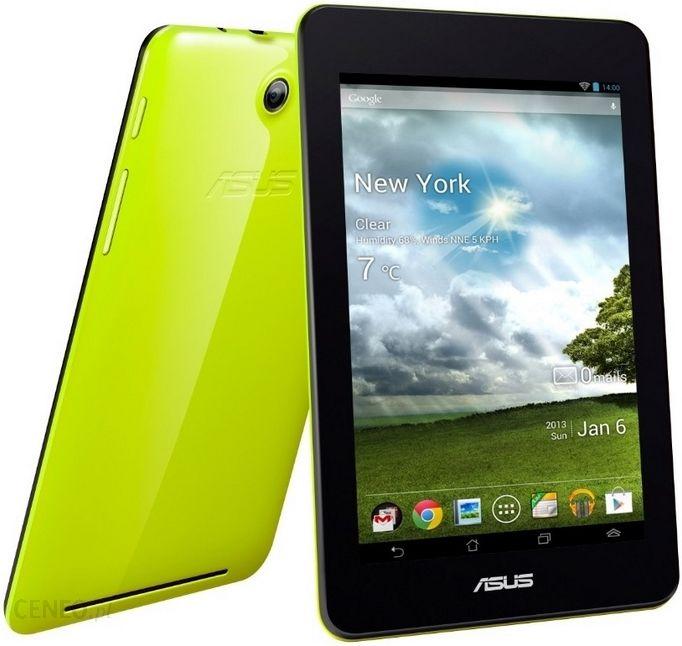 Tablet Asus Memo Pad Hd 7 8gb Zielony Me173x 1f048a Ceny I Opinie Na Ceneo Pl