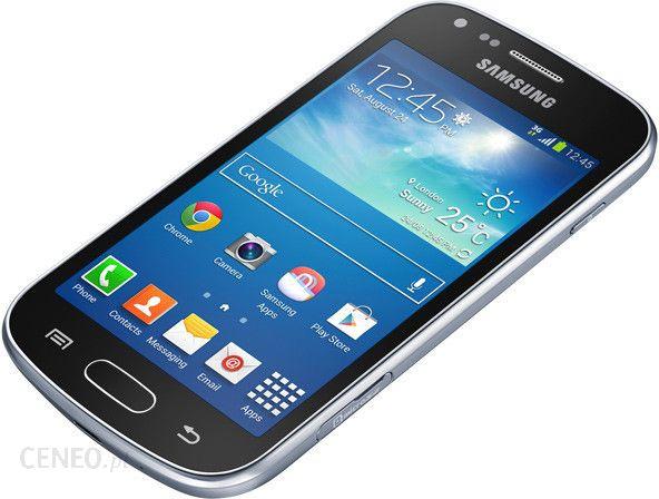 Samsung Galaxy Trend Plus S7580 Czarny Cena Opinie Na Ceneo Pl