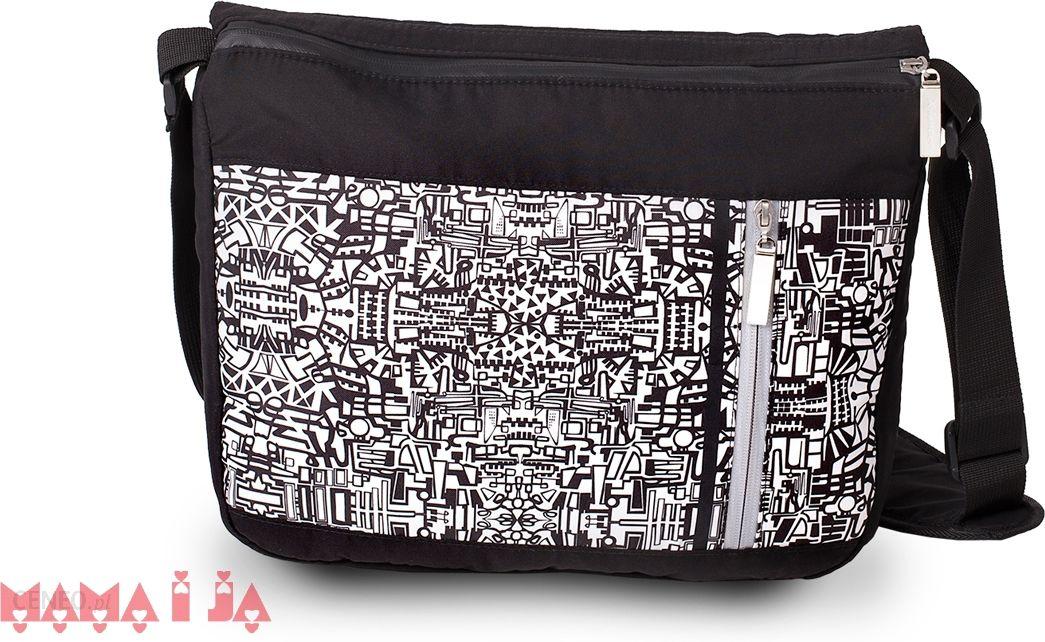 X Lander Torba X Bag Do Wózka Black Urban Ceny i opinie
