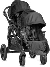 Baby Jogger City Select Double Black Spacerowy