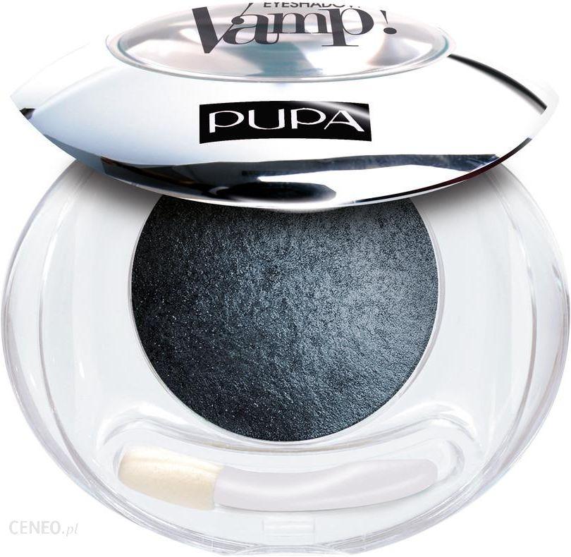 PUPA Milano Vamp! Wet&Dry Eyeshadow Cień Wypiekany 405 Slate Grey Satin 1g