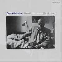 Webster Ben - Live At Stampen 1969 - 1973 (CD)