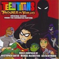 Teen titans cd