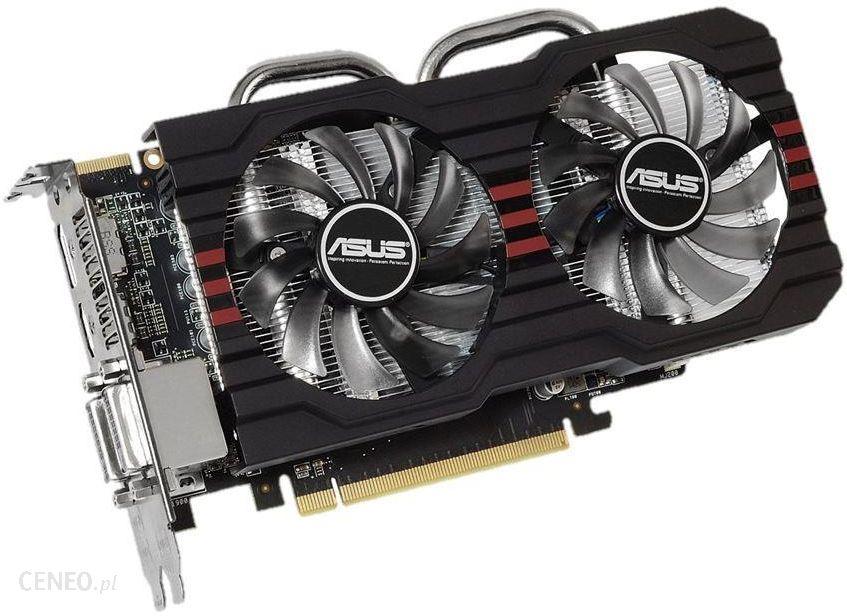 Asus Geforce Gtx 660 Ti Oc 90yv0523 M0na00 Karta Graficzna Opinie I Ceny Na Ceneo Pl