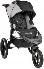 Baby Jogger Summit X3 Black Gray Spacerowy