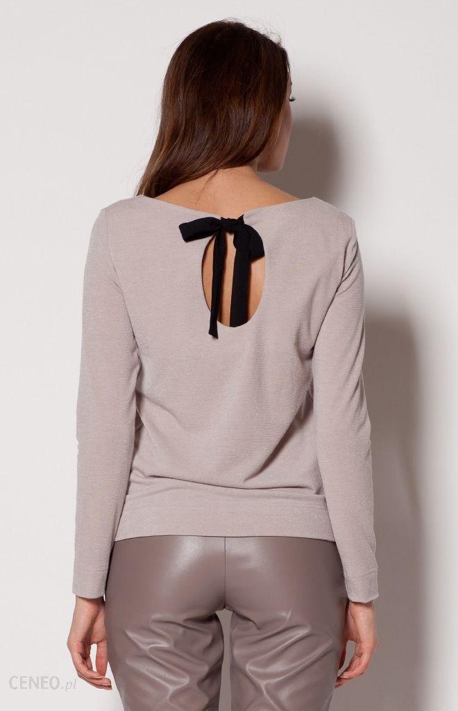 e4b05104c42f Sweterek z akrylem- wiązany z tyłu - Ceny i opinie - Ceneo.pl