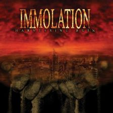 Immolation - Harnessing Ruin (CD)