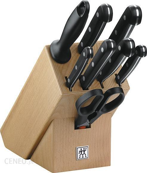 Zwilling TWIN Gourmet zestaw noży w bloku 31665-000