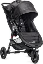 Baby Jogger City Mini Gt Black/Black Spacerowy
