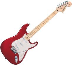 Fender Squier Standard Stratocaster MN Candy Apple Red - zdjęcie 1