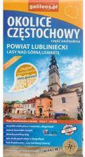 de4c1e6a2b5 Okolice Częstochowy m.tur.cz.zach. Plan 1 50000 Literatura podróżnicza i  przewodniki