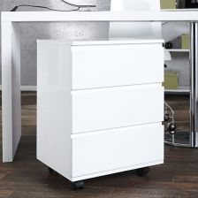 Living Art Szafka kontener Deal white 16808
