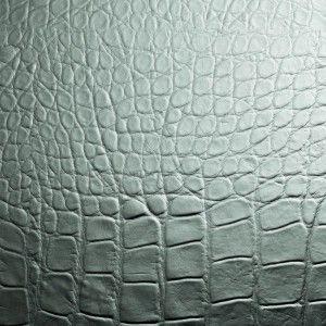 Sibu Design Mata Dekoracyjna Ll Croconova Platin Leather Line