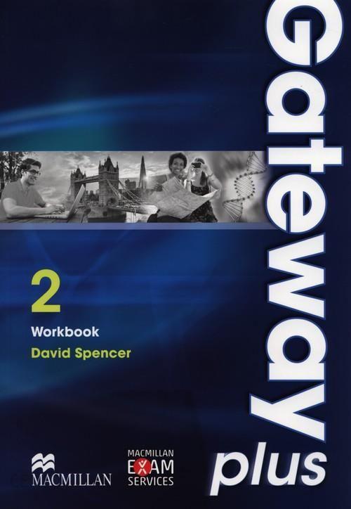 Góra Podręcznik szkolny Język angielski LO Gateway plus 2 zeszyt OZ57