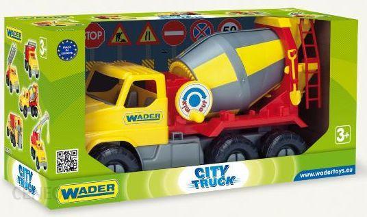 Wader City Truck Betoniarka 32600 Ceny I Opinie Ceneo Pl