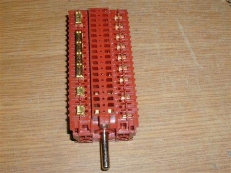 Nowość Amica Selektor Przełącznik funkcji do piekarnika Amica 8001684 ZU33