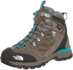 eleganckie buty nowe tanie nowy haj The North Face VERBERA HIKER II GTX Buty trekkingowe niebieski