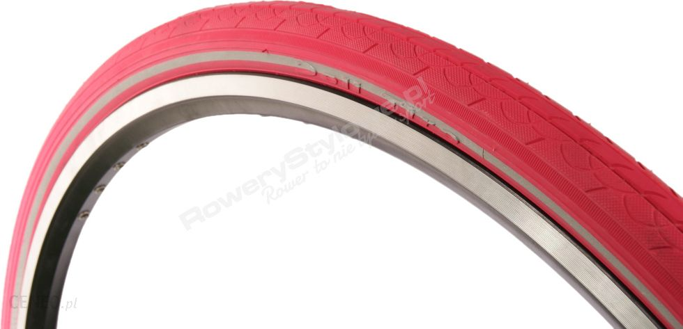 Deli Tires Różowa Opona Deli 28 X 1 12 (40 635) Ceny i opinie Ceneo.pl