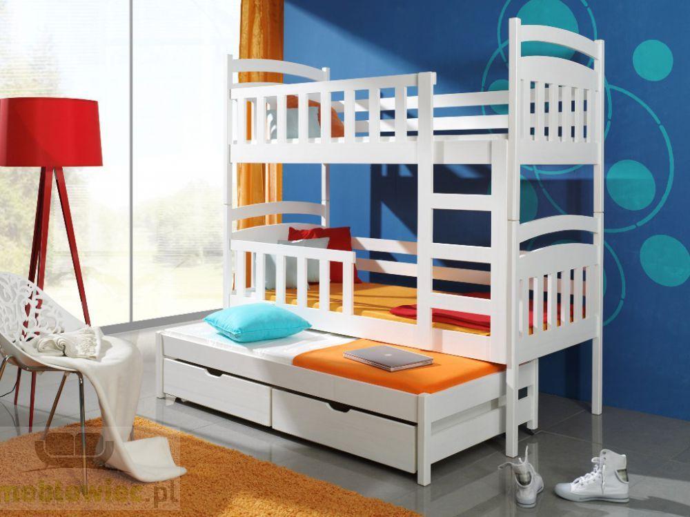 Lano Meble łóżko Piętrowe Viki Ceny I Opinie Ceneopl