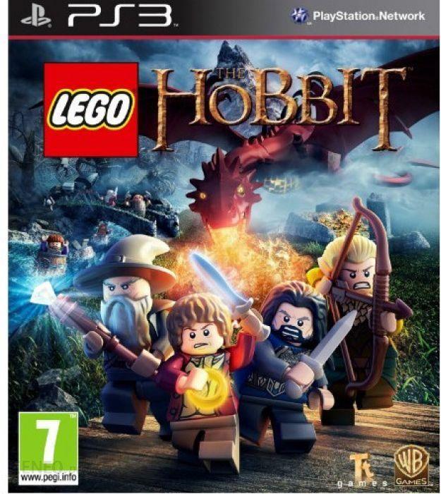 Lego The Hobbit Gra Ps3 Ceneo Pl