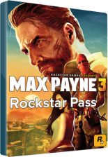 Max Payne 3 Rockstar Pass (Steam)