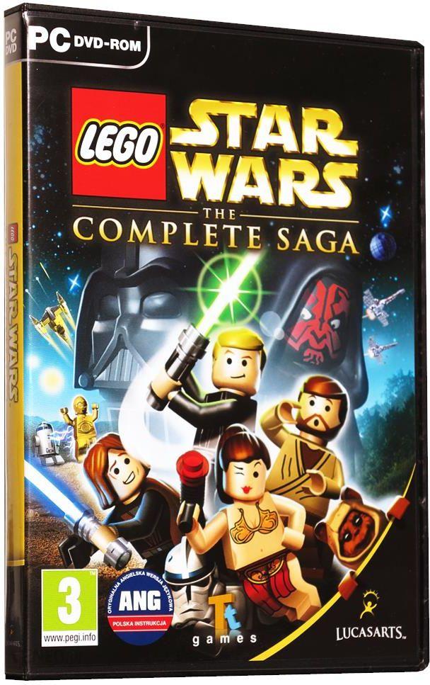 LEGO Star Wars The Complete Saga (Gra PC) od 49,00 zł - Ceneo.pl