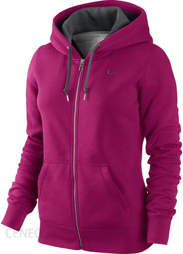 Damska Bluza Nike Bawełniana Czarna Zamek Xs 34 Ceny i