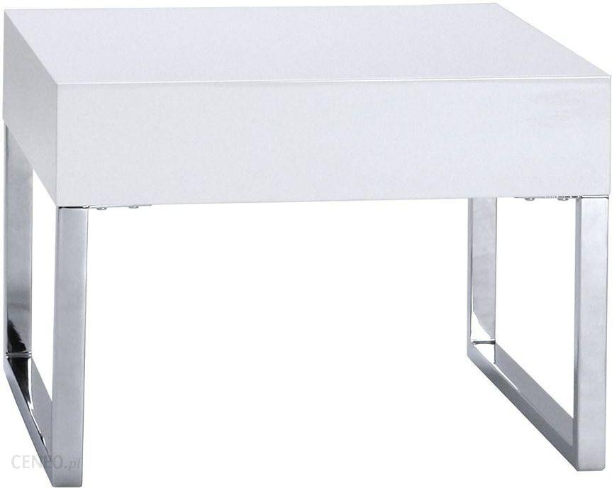 Tenzo Scala Stolik Kawowy Biały Matowy Nogi Metalowe 3040 001 Opinie I Atrakcyjne Ceny Na Ceneopl