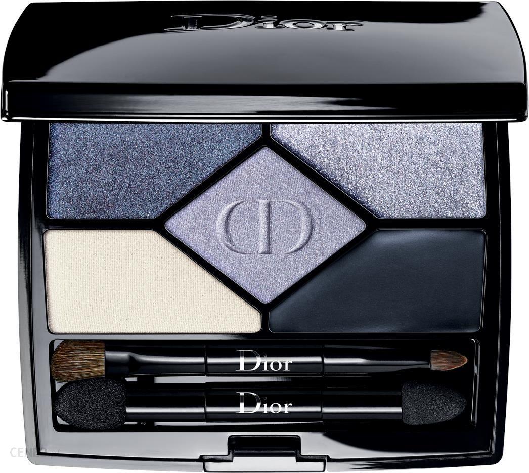 Christian Dior 5 Couleurs Designer 4,4 g Cienie do powiek 208 Navy Design