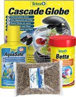 Tetra Cascade Globe Akwarium Dla Bojownika W Zestawie Z