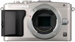 Olympus PEN E-PM2 Srebrny Body