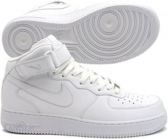 Nike Sportswear Buty Air Force 1 Mid '07 Canvas Ceny i opinie Ceneo.pl
