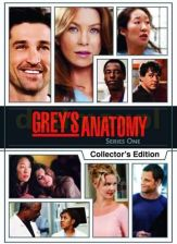 Grey's Anatomy (Chirurdzy) Season 1 [EN] (DVD)