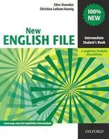 New English File Intermediate Student´s Book Cz