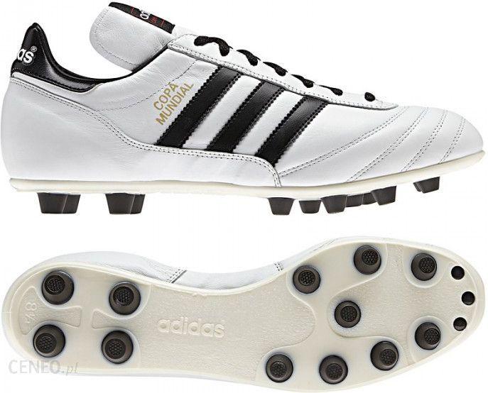 Buty piłkarskie adidas Nemeziz 19.1 Fg Jr EG7238 białe biały