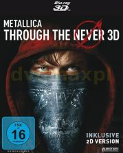 Metallica Through the Never 3D [EN] (Steelbook) (Blu-ray)