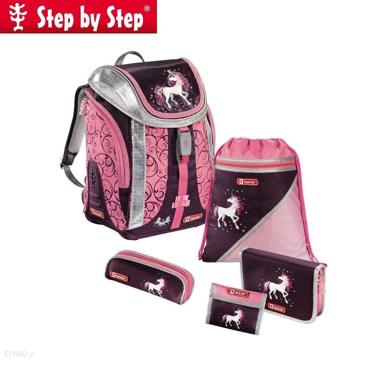056685cf99e59 Step By Step Flexline Set Szkolny 5 Cz. Unicorn (119706) - Ceny i ...